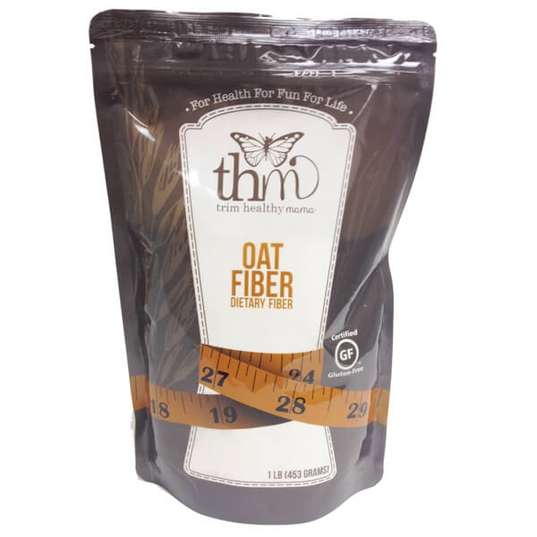 Oat Fiber 16oz Bag Trim Healthy Mama Store