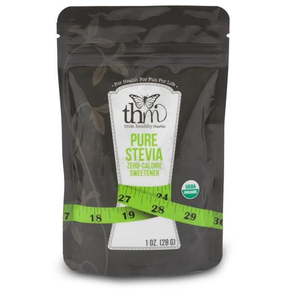 Pure Stevia Extract Powder 1oz Bag – Trim Healthy Mama Store