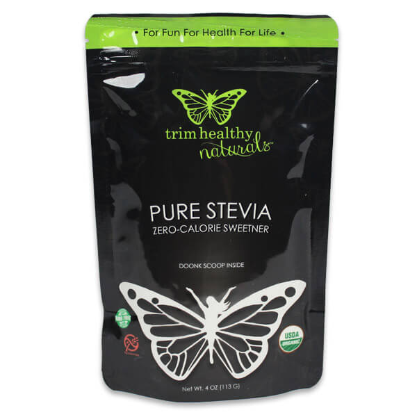 Pure Stevia Extract Powder 1oz Bag