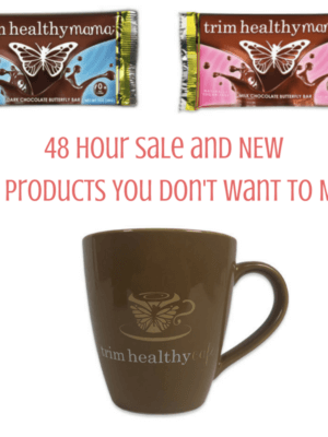 Your Favorite THM Products ON SALE! PLUS Some New Goodies You Don't Want to Miss!