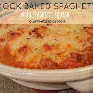 Mock Baked Spaghetti | THM S or FP