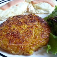 How to Make Spaghetti Squash Hash Browns | THM S, Low Carb