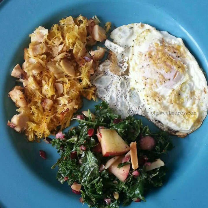 Low Carb Turkey Hash | THM S with E and FP Options