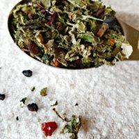 A Soothing Herbal Tea Blend to Help You Unwind