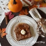 Pumpkin Spice French Toast - THM E, Low Fat