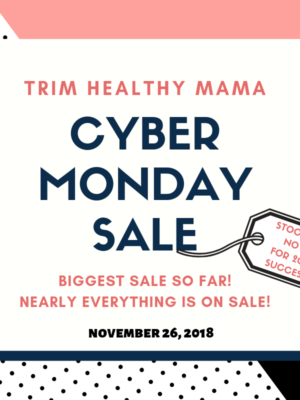 THM Cyber Monday Sale 2018! It's time to stock up now for 2019 success! #thm #cybermonday #sales #savingmoney