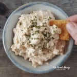 Chipotle Cheese Dip | THM S, Low Carb, Keto