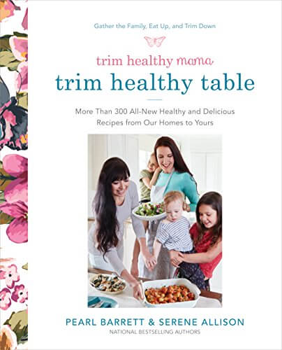 Trim Healthy Table Kindle Edition - 3 reasons why you need it!