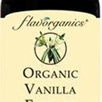 Flavorganics Vanilla Extract, 4 Ounce