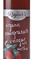 Rayners Organic Raw Pomegranate Vinegar With Mother 250ml