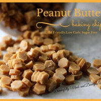 Peanut Butter Baking Chips | Wonderfully Made and Dearly Loved