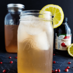 Pomegranate Lemonade Good Girl Moonshine | THM Sipper, Sugar Free