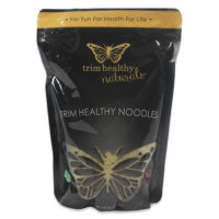 Trim Healthy Noodles Angel Hair: Case of 4 Twin-Packs