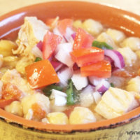"Chicken and Chickpea Stew || Low Fat, THM ""E"""