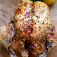 Lemon Chicken In The Instant Pot