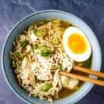 Simple Low Carb Ramen | THM S or FP, Low Carb