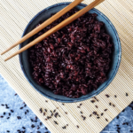 How To Cook Black Rice (Forbidden Rice) - Pressure Cooker, Stove Top, or Oven