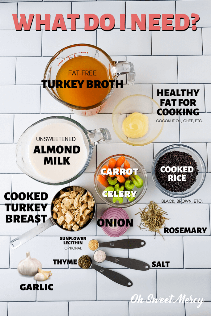 Photo of recipe ingredients