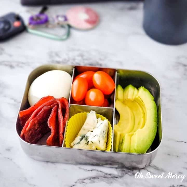 How To Make Snack Boxes For Trim Healthy Mama