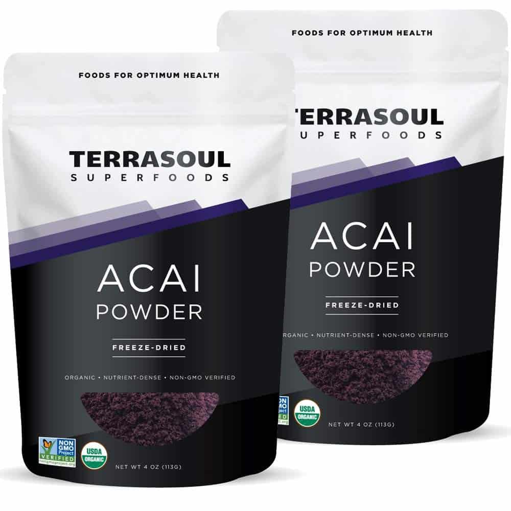 Terrasoul Organic Acai Powder