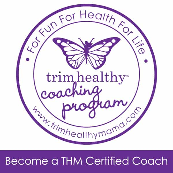 Become a THM Certified Coach logo