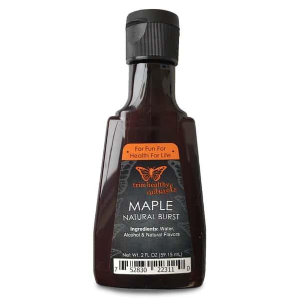 Natural Burst: Maple 2oz