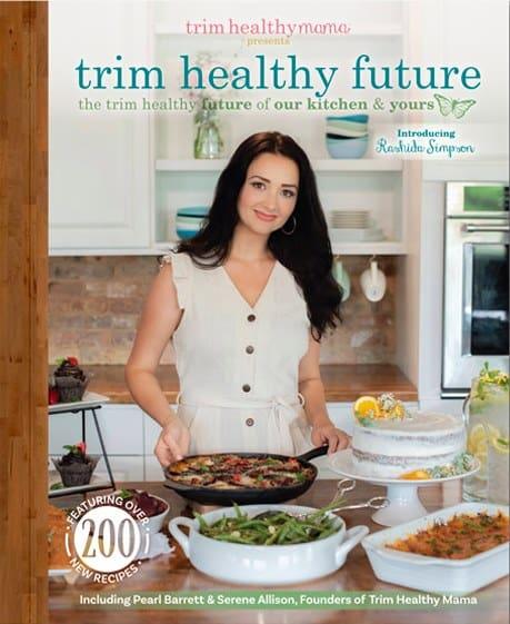 Trim Healthy Future cookbook cover