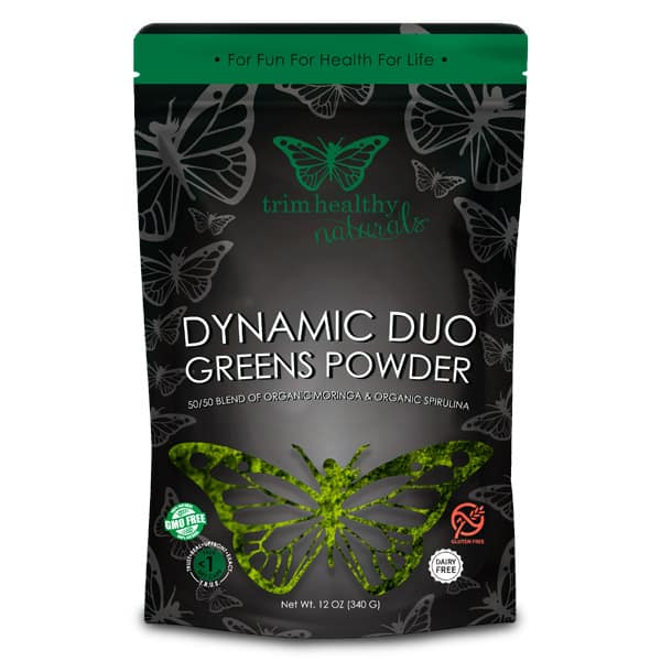 THM Dynamic Duo Greens Powder