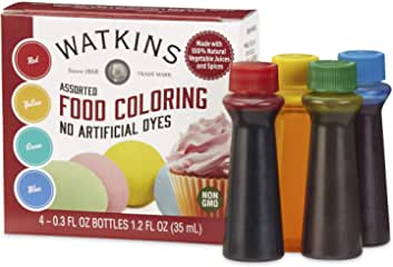 Watkins Natural Food Coloring