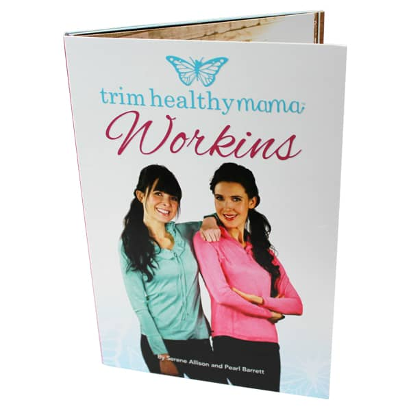 DVD cover for the THM Workins exercise program