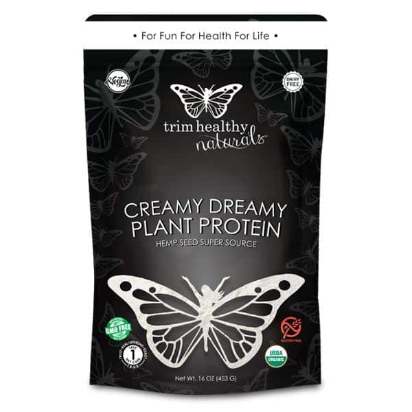 Package of Creamy Dreamy Plant Protein